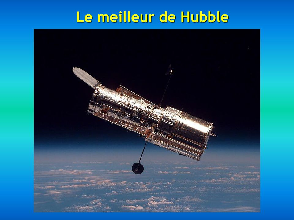 Le meilleur de Hubble