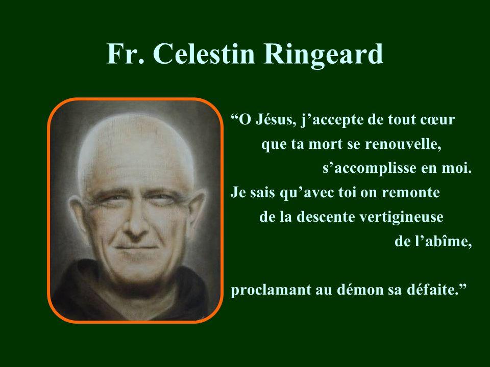 Fr. Bruno Lemarchand Je suis toujours heureux de ma vie monastique et de la vivre en terre dIslam. Tout se simplifie : Ici cest Nazareth avec Jésus, M