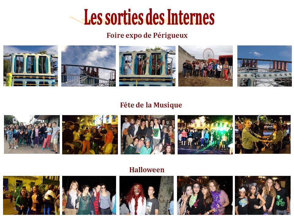 Fête de la Musique Halloween Foire expo de Périgueux
