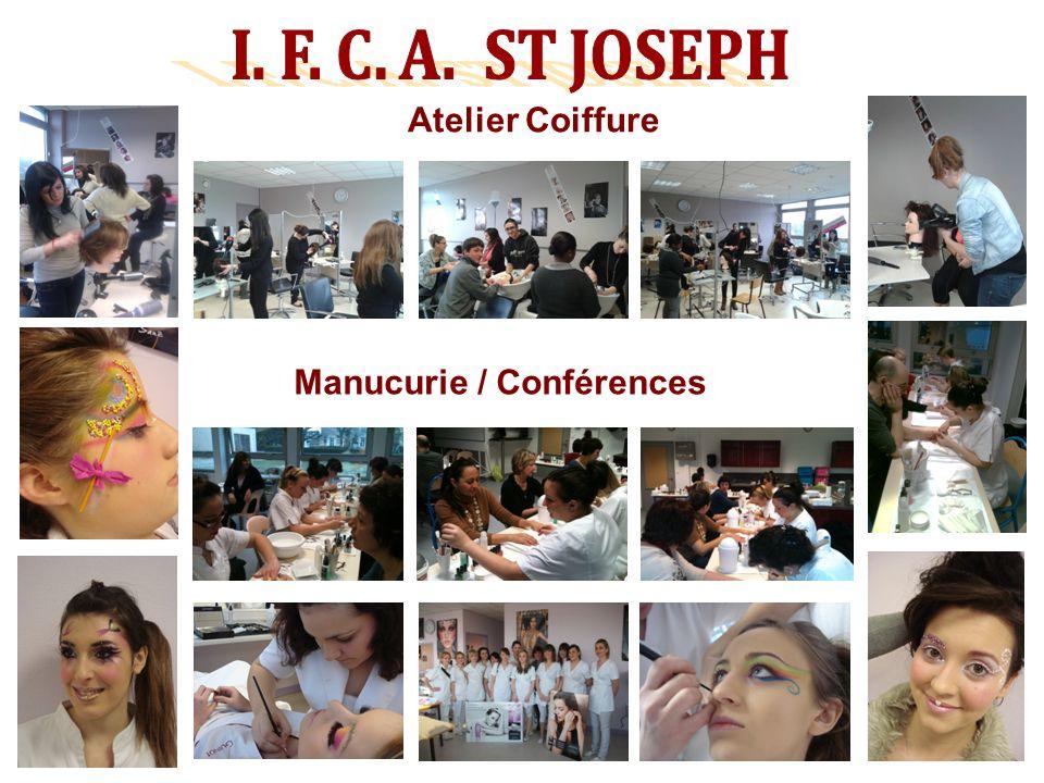 Atelier Coiffure Manucurie / Conférences