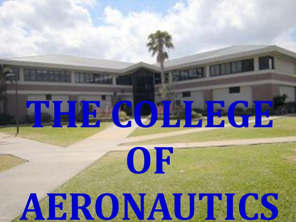 THE COLLEGE OF AERONAUTICS