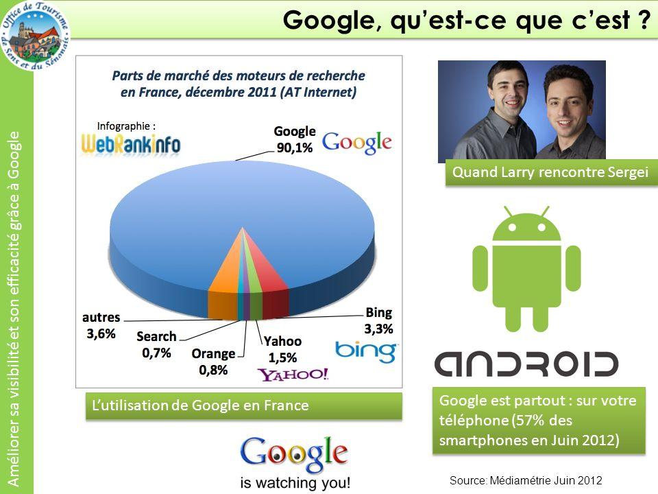 Google + Local & Maps en résumé...