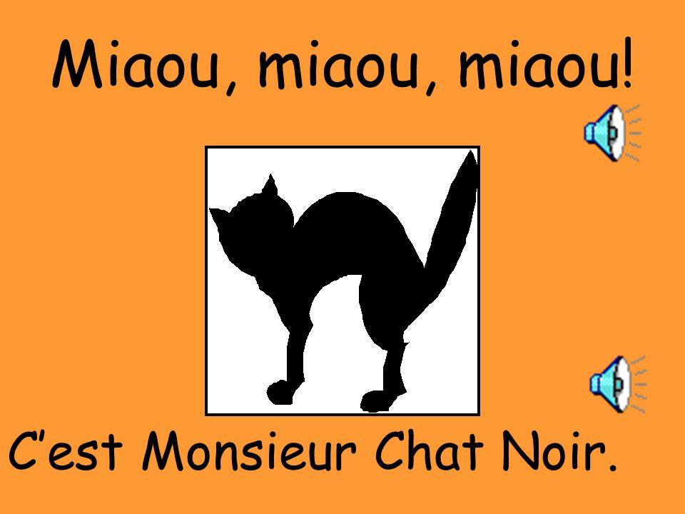 Clic,clac,clic,clac! Cest Monsieur Squelette.