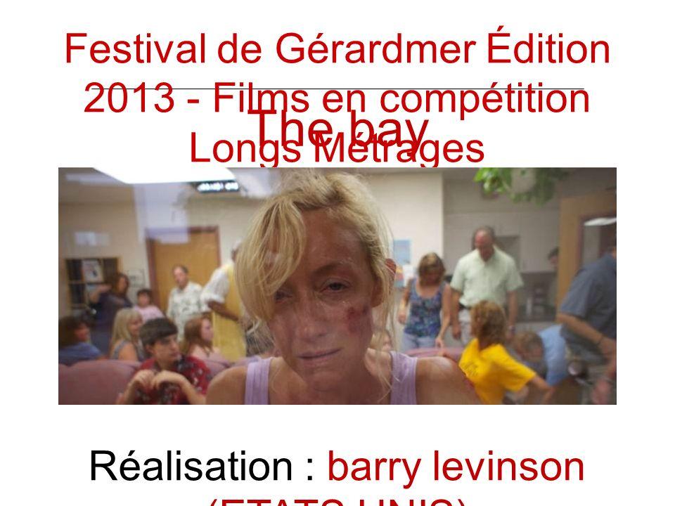 The bay Réalisation : barry levinson (ETATS UNIS) Festival de Gérardmer Édition 2013 - Films en compétition Longs Métrages