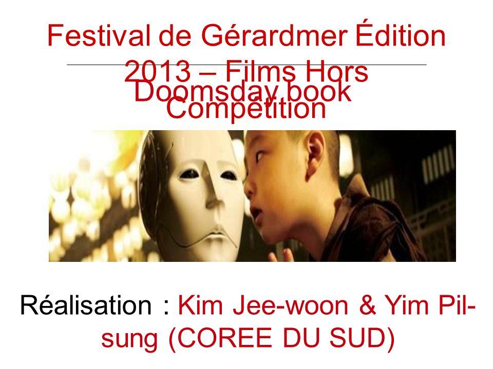 Doomsday book Réalisation : Kim Jee-woon & Yim Pil- sung (COREE DU SUD) Festival de Gérardmer Édition 2013 – Films Hors Compétition