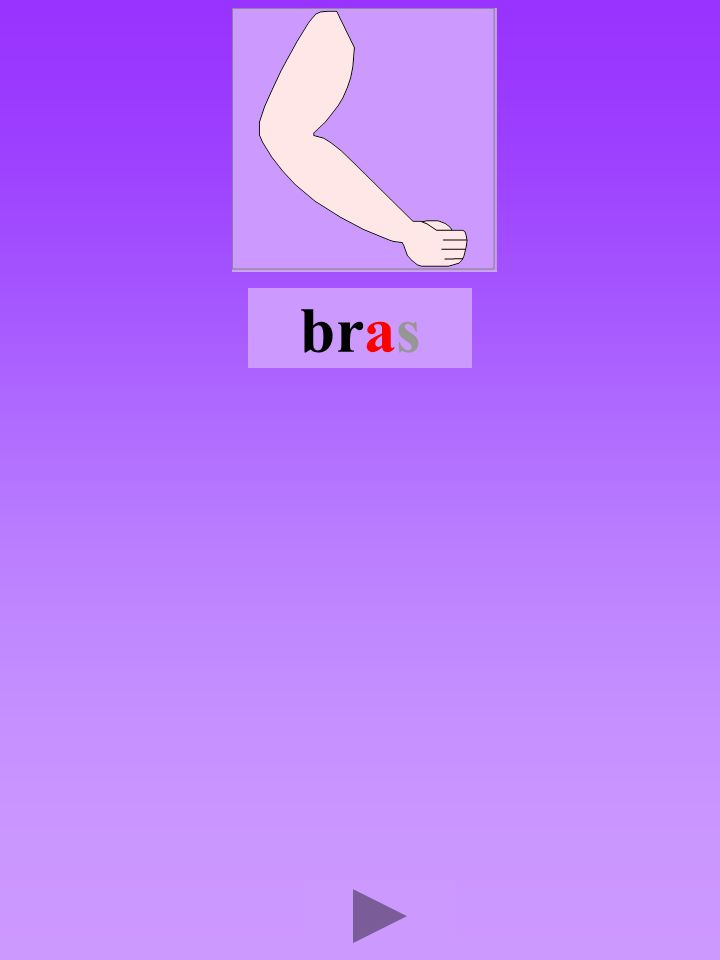 bras4 Quel son-voyelle a Dans quel ordre Quel est la bonne syllabe arbbarbarbra brrabrab