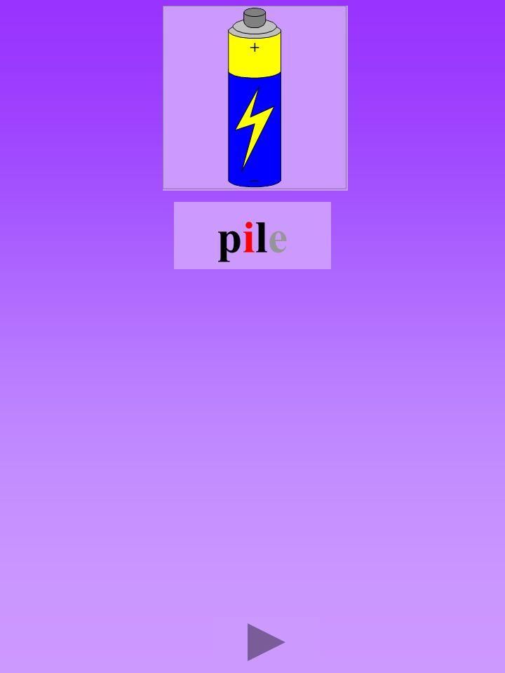 pile4 Quel son-voyelle i Dans quel ordre Quel est la bonne syllabe ilppilpilpli plliplip