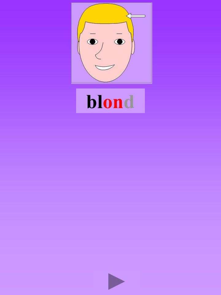 blond4 Quel son-voyelle on Dans quel ordre Quel est la bonne syllabe onlbbonlblon bllonb