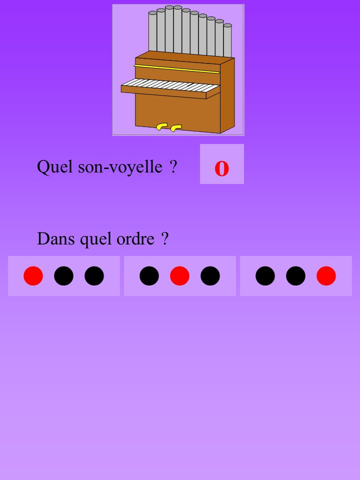 orgue2 Quel son-voyelle ? aio