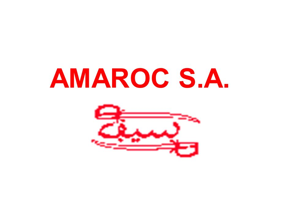 AMAROC S.A.