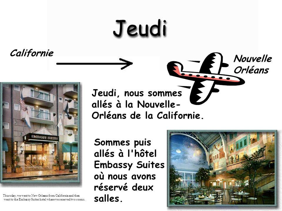 Partie Deux… Les Voyager Part Two… The Trip