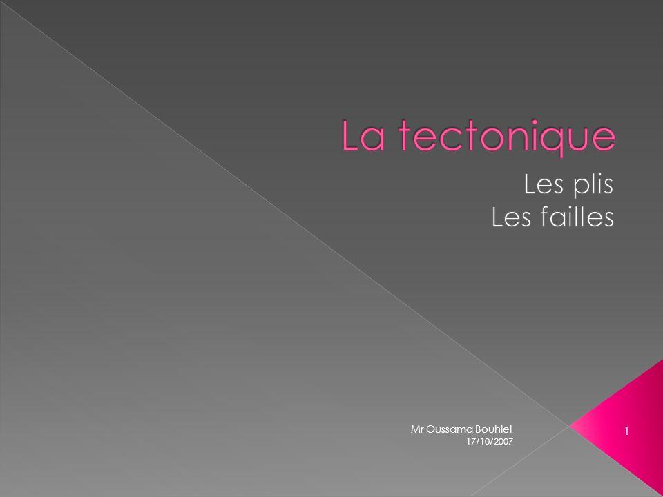 17/10/2007 Mr Oussama Bouhlel 1