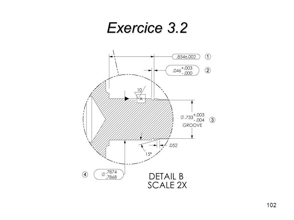 Exercice 3.2 102