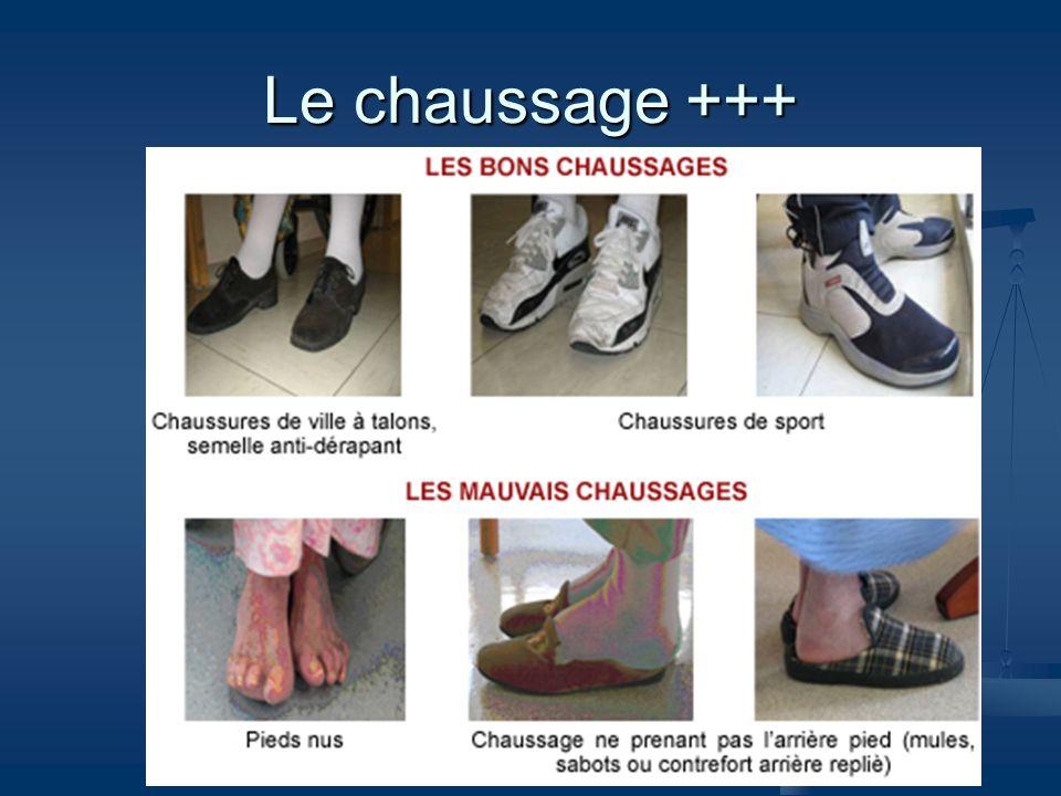 IVème Journée de Pathologie de l'Appareil Locomoteur de l'Hopital Sud de GRENOBLE - 23 octobre 2010 Le chaussage +++