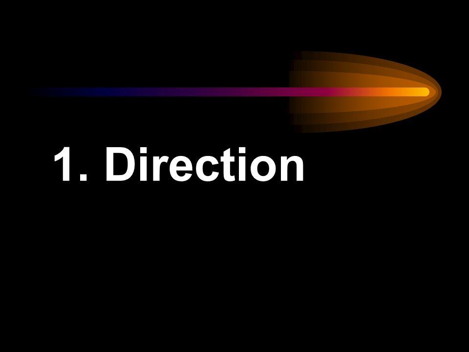 1. Direction