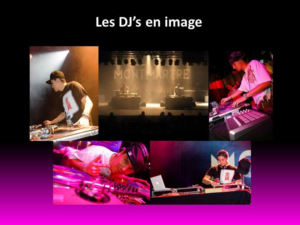 Les DJs en image