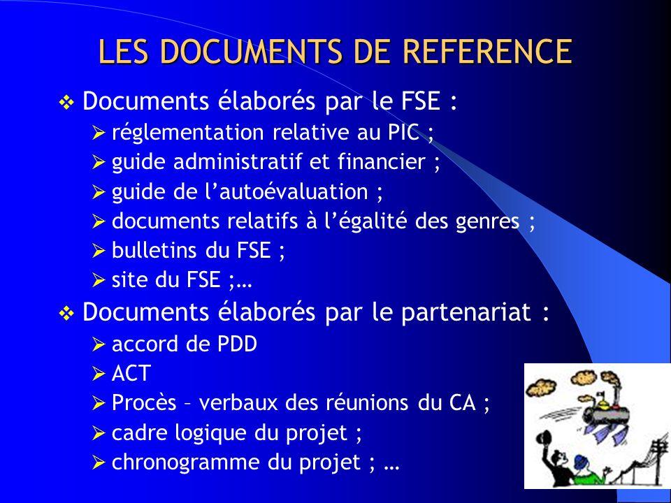 LA GESTION DU PDD Convention de partenariat de développement (PDD) Accord de coopération transnationale (ACT) Comité daccompagnement Comité de pilotag