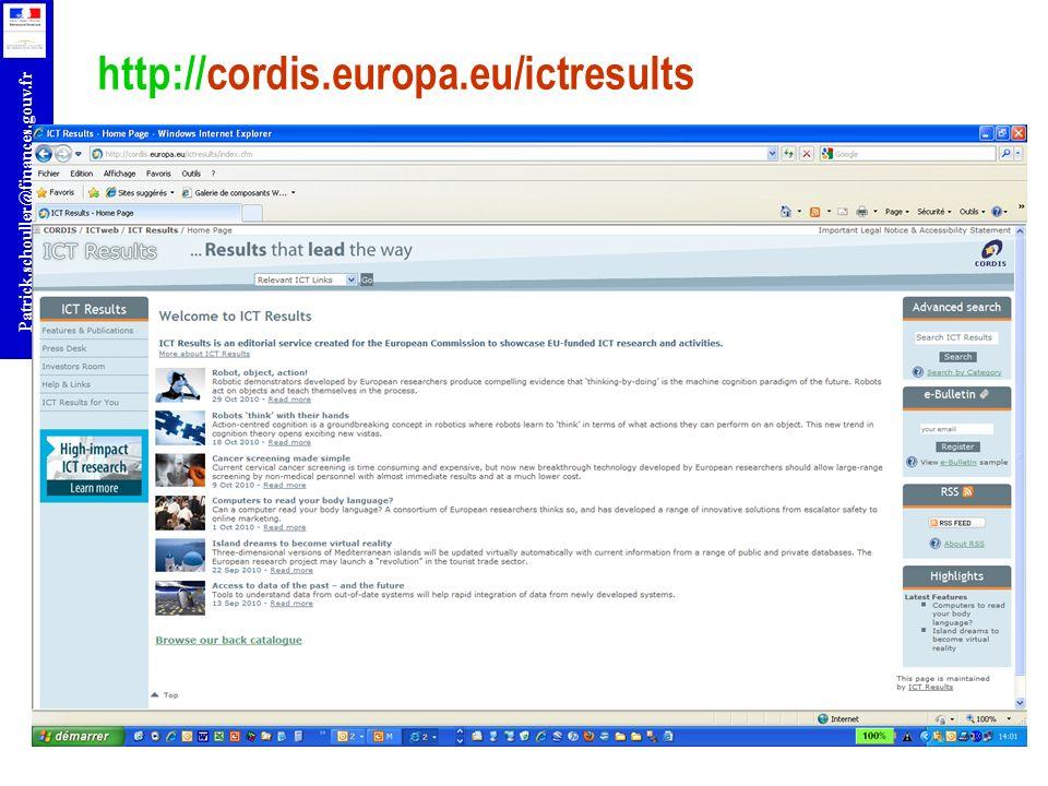r http://cordis.europa.eu/ictresults