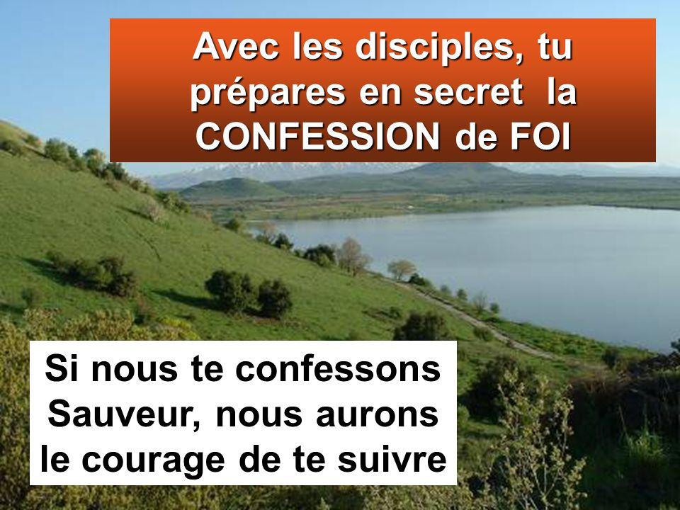 Mc 8,27-35 : Jésus et ses disciples partirent ensuite vers les villages proches de Césarée de Philippe. Mc 8,27-35 : Jésus et ses disciples partirent