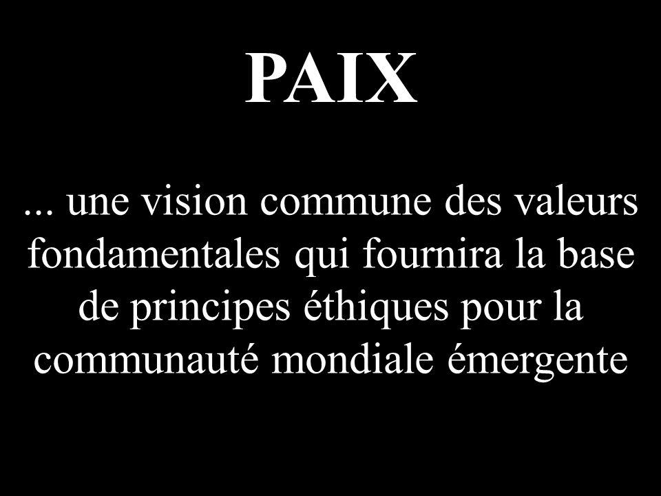 PAIX...