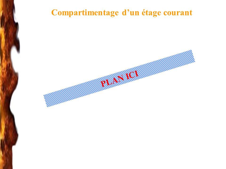 Compartimentage dun étage courant PLAN ICI