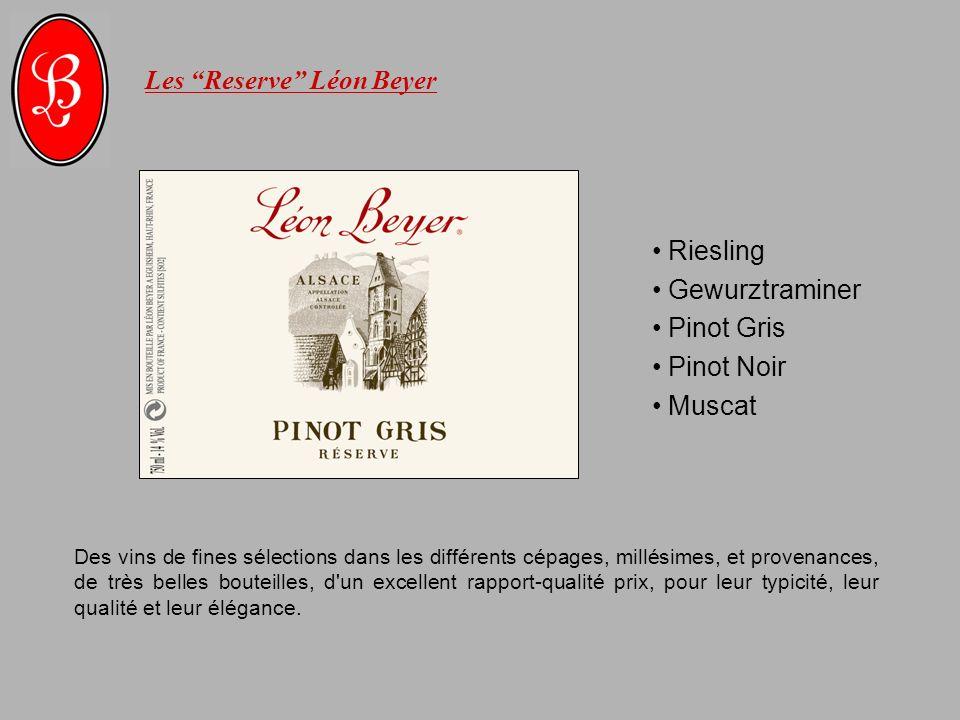 Des vins de fines sélections dans les différents cépages, millésimes, et provenances, de très belles bouteilles, d'un excellent rapport-qualité prix,