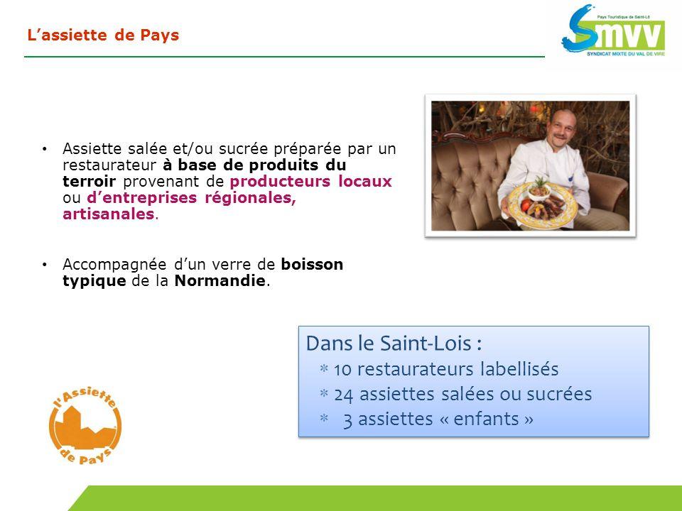 Lassiette de Pays Assiette salée et/ou sucrée préparée par un restaurateur à base de produits du terroir provenant de producteurs locaux ou dentrepris