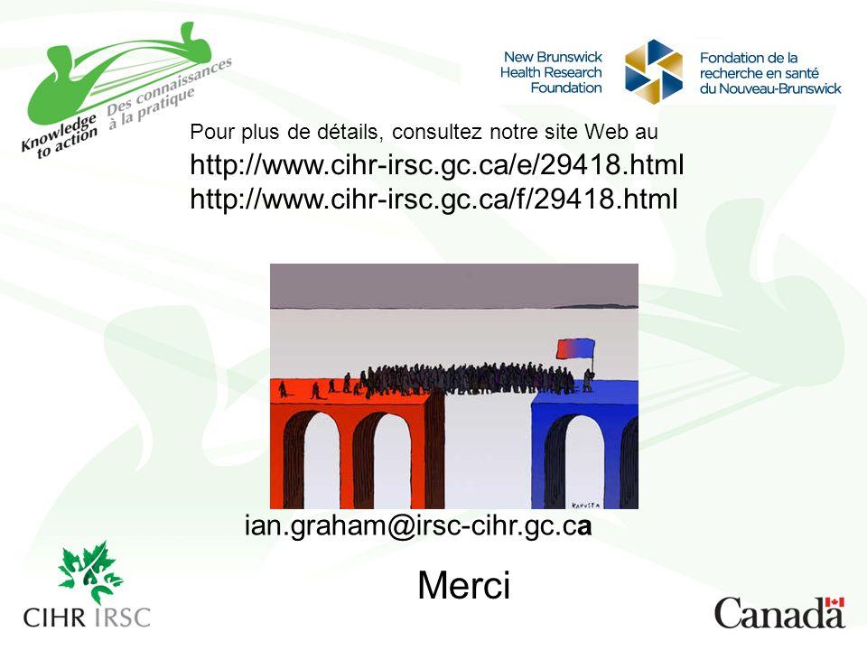 ian.graham@irsc-cihr.gc.ca Merci Pour plus de détails, consultez notre site Web au http://www.cihr-irsc.gc.ca/e/29418.html http://www.cihr-irsc.gc.ca/f/29418.html