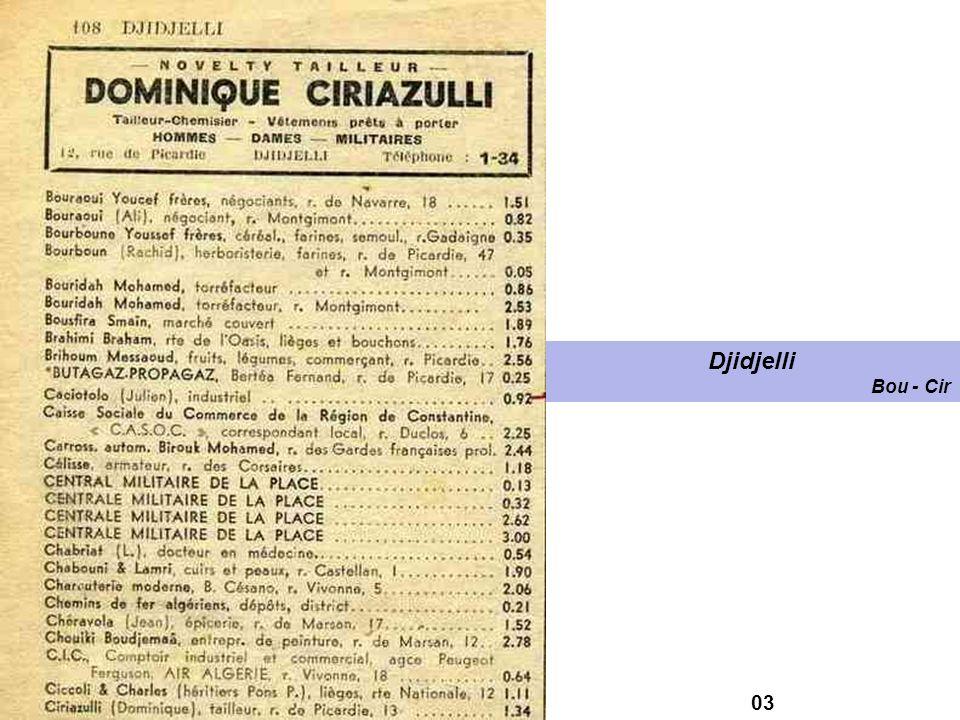 Djidjelli Bou - Cir 03