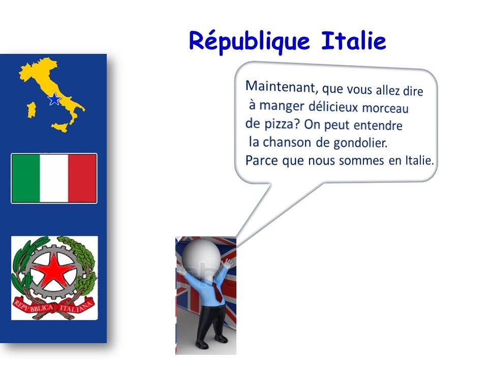 République Italie