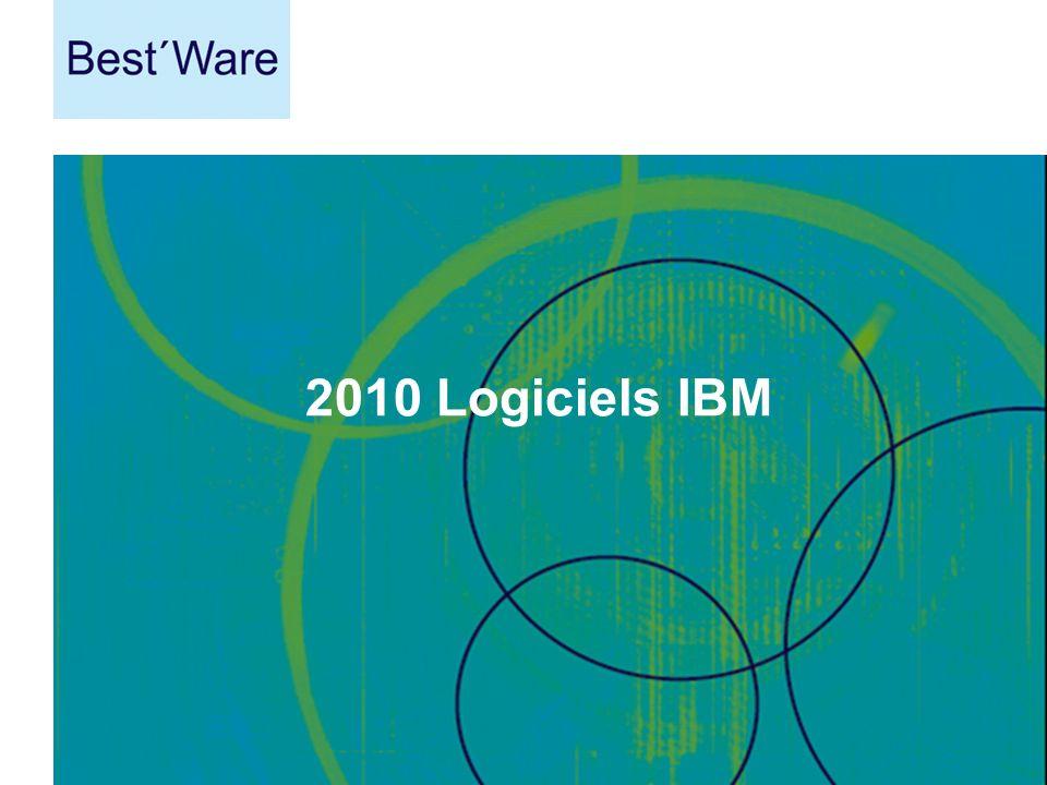 2010 Logiciels IBM