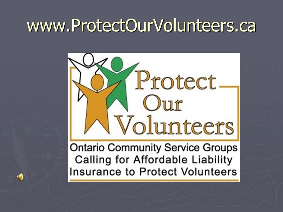 Protect Our Volunteers.