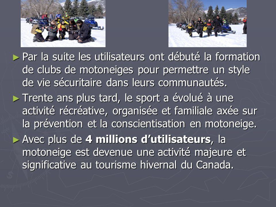 Historique de la motoneige Les premiers essais pour la construction dun véhicule se déplaçant sur la neige avec des glissières date de 75 ans.