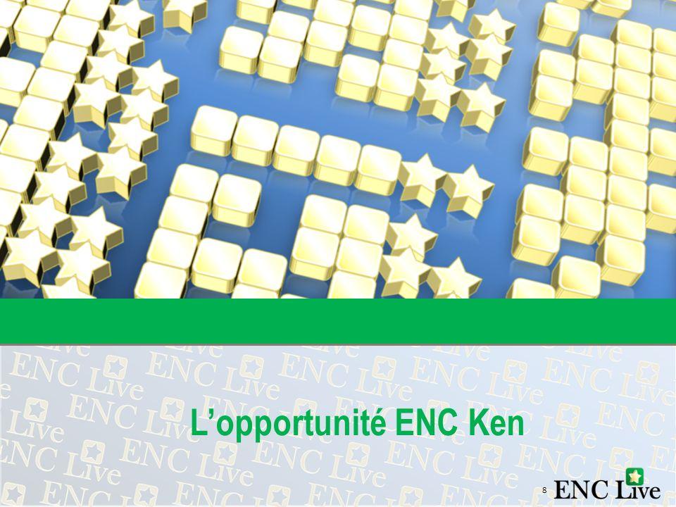 Lopportunité ENC Ken 8