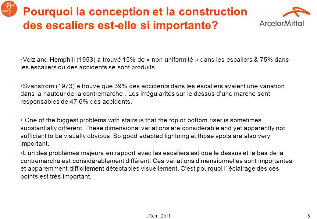 JRem_2011 5 Pourquoi la conception et la construction des escaliers est-elle si importante.