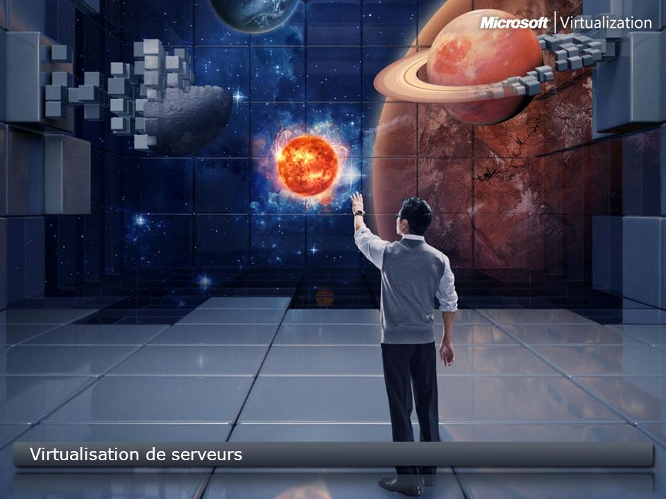 Virtualisation de serveurs