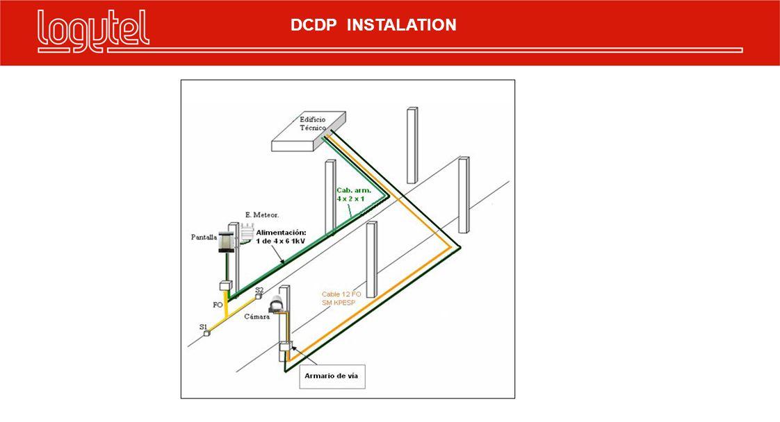 DCDP INSTALATION