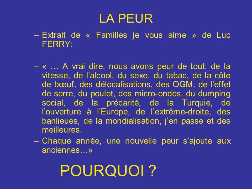LES PÉCHÉS CAPITAUX DES SCIENTIFIQUES (B.