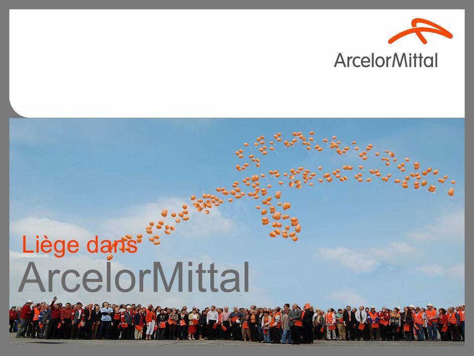 Liège in ArcelorMittal ArcelorMittal Liège dans