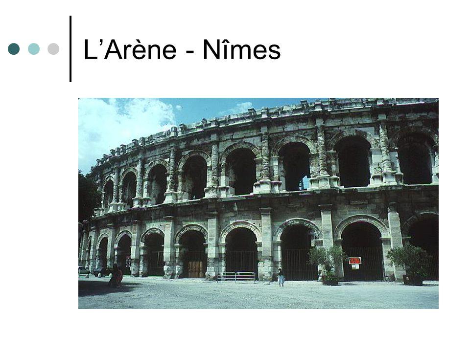 LArène - Nîmes