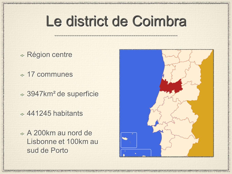 Carte du district