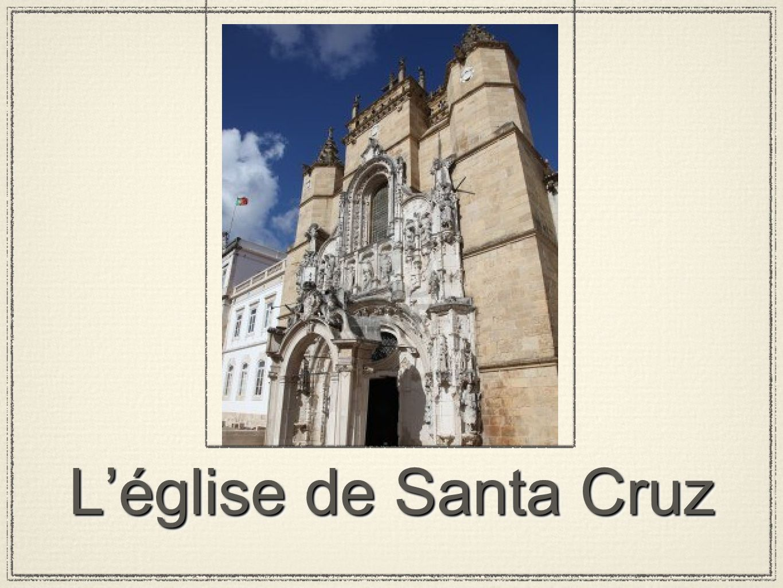 Léglise de Santa Cruz