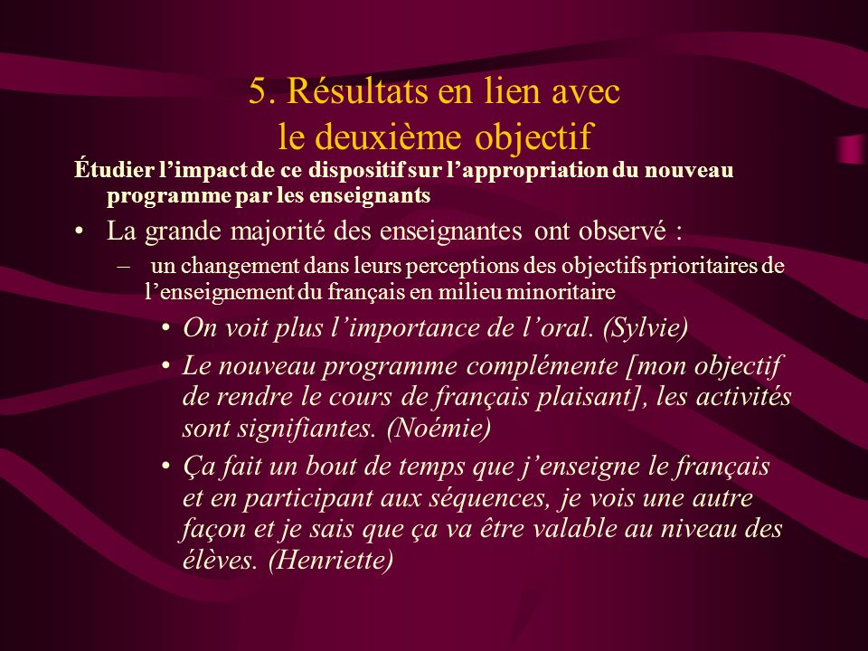 Références Lafontaine, L.(2003).