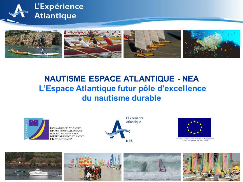 1 NAUTISME ESPACE ATLANTIQUE - NEA LEspace Atlantique futur pôle dexcellence du nautisme durable
