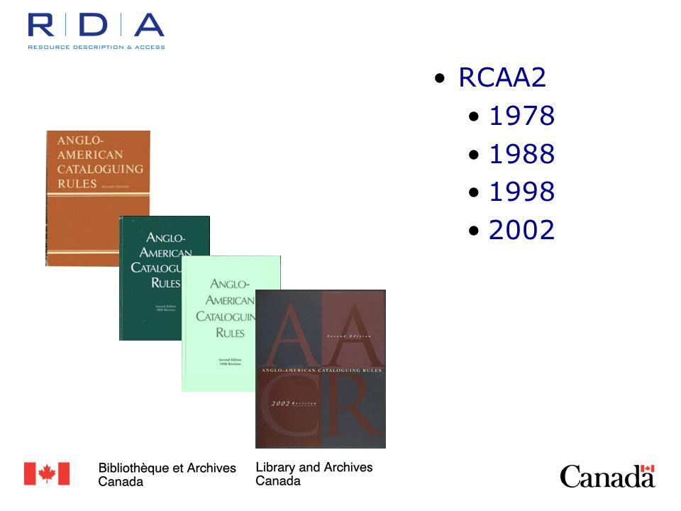 RCAA2 1978 1988 1998 2002