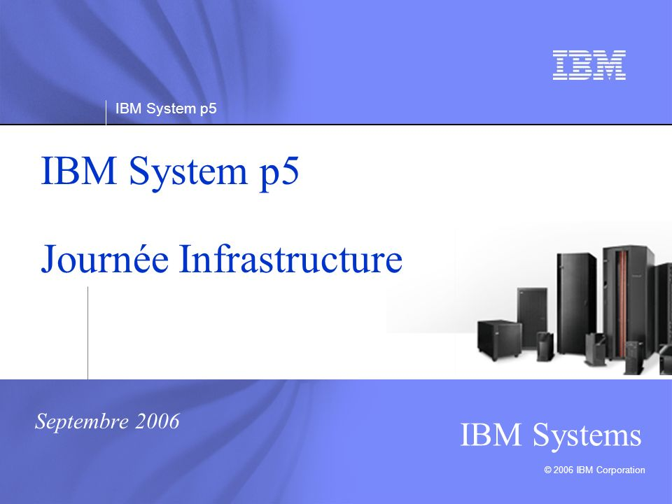 © 2004 IBM Corporation IBM eServer pSeries Page 32 Alain Lechevalier / Philippe Vandamme - IBM Architecture POWER5 + POWER5 CPU Shared L2 Cache POWER5 CPU POWER5 +