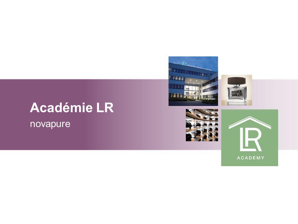 Académie LR novapure