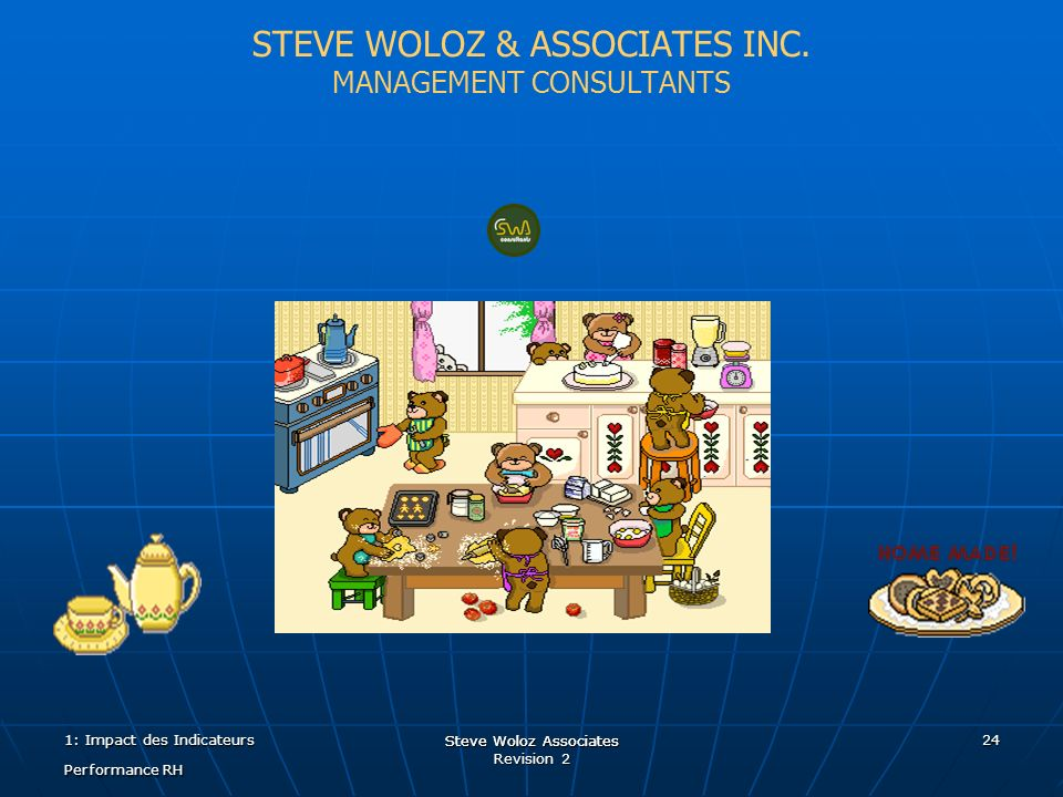 Steve Woloz Associates Revision 2 STEVE WOLOZ & ASSOCIATES INC.