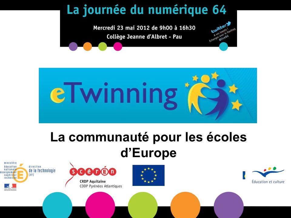 La communauté pour les écoles dEurope
