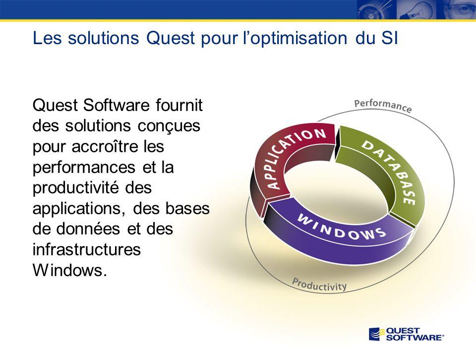 Copyright © 2006 Quest Software Title slide Copyright: 8 pt.